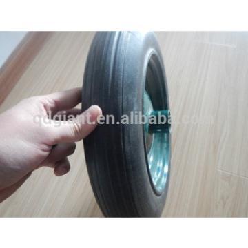 "14"" Solid Rubber Wheelbarrow Tires/Trolley Wheel"