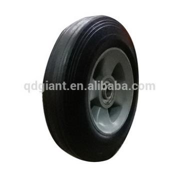"""Cheap hot sale 8"""" solid rubber wheel for market"""