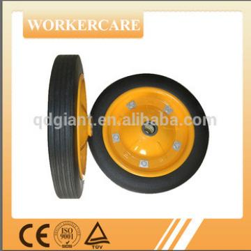 "13""x3"" common solid wheel wheel barrow wheel made in china"