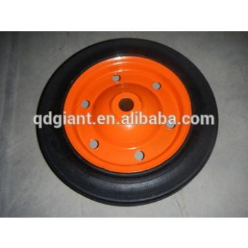 Wheel barrow Tire 13x3 Solid Rubber Wheel