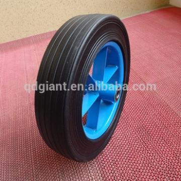 strong rubber wheel solid wheel wheelbarrow 13x3 tubeless tire