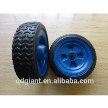 "10""x3.5"" Plastic Toy Wheels / garden cart wheel"