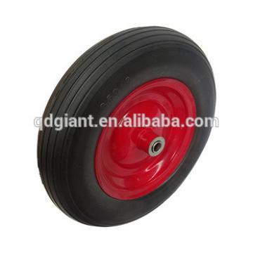 Anti-piercing pu wheel for sale