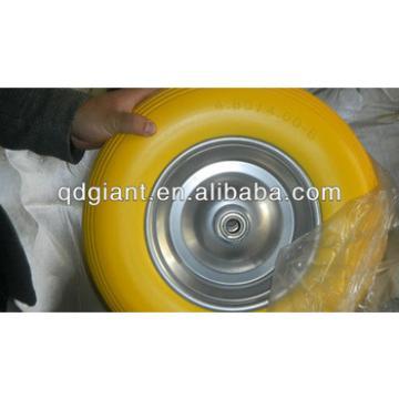 Germany PU foam wheel 4.00-8
