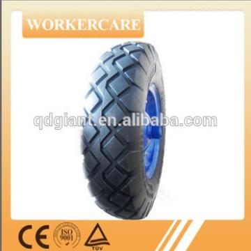wheelbarrow puncture proof wheel 4.00-8