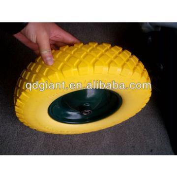 Poland wheelbarrow foam wheel 4.00-8