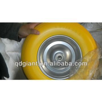 Tubeless PU Foam Wheel 4.00-8