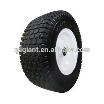 13*5.00-6 Pu foam filled wheels for beach cart