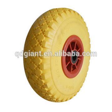 "10""x3.00-4 hand car pu foam wheel"