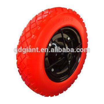 350mm pu foam wheel