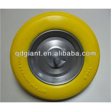 Wheelbarrow Flat Free Tire 3.50-8 with long axle