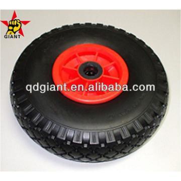 industrial trolley pu foam wheel 3.00-4
