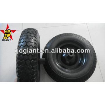 used for farm/garden barrow pu foam wheel 4.00-8
