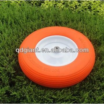 "Run flat pu foam wheel 16""*4.00-8"