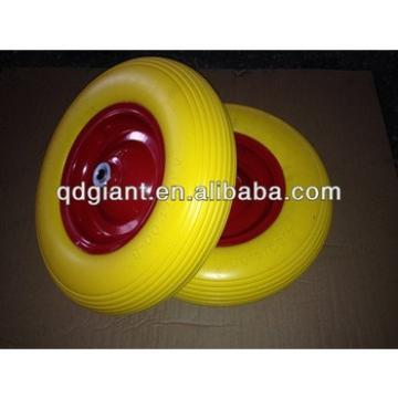 4.00-8 PU Flat Free Tire/Wheel (PU 1078)