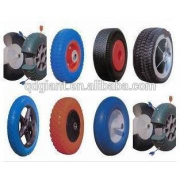 All kinds of Flat free wheel 4.80/4.00-8