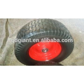 16 inch pu foam wheels 6.50-8