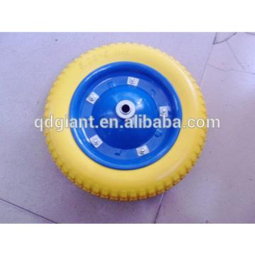 PU wheel 3.25/3.00-8