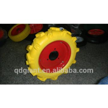 R1 pattern agricultural pu wheel 4.00-8