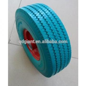 Small pu foam wheels 3.50-4