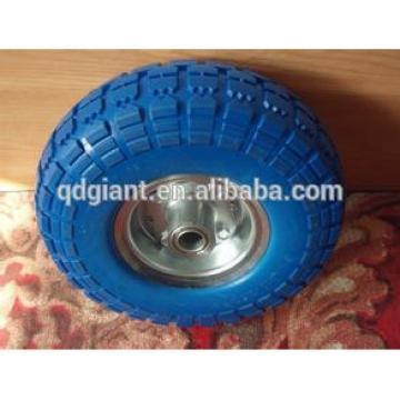 """10""""*3.50-4 pu foam wheel"""