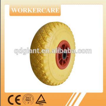 Qingdao Giant Manufacturer PU Foam Wheel 3.00-4