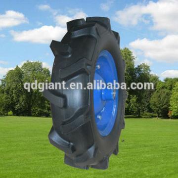 heavy duty 4.00-8 pu foam wheel for agriculturing