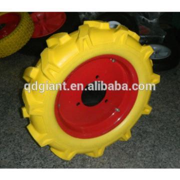 wheelbarrow pu wheel 4.00-8 for farming