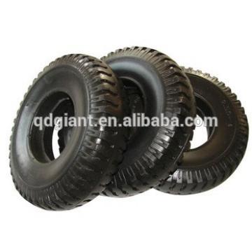 STRONG pu foam filled wheel 3.50-4