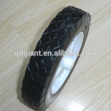 "Folding wagon PU foam wheels 8x1.75"""