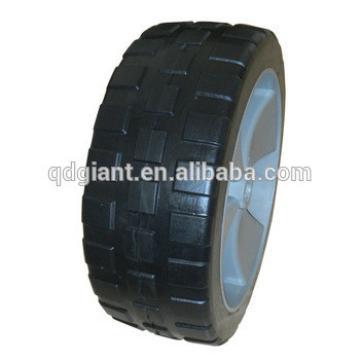 Pu Foam Wheel Rubber Foam Wheel Polyurethane Foam Wheel 10inch