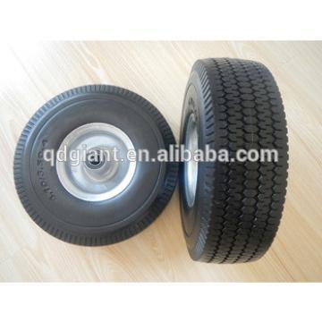 PU foam wheel for hand truck 3.50-4