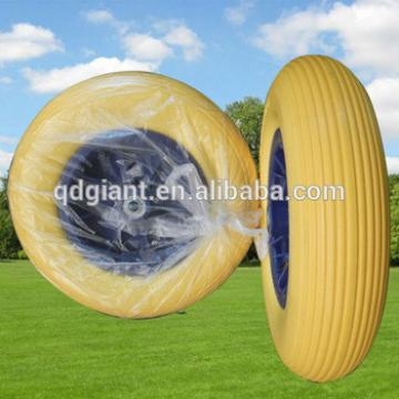 16 Inch puncture-proof tyres 4.00-8 (PU 1078)