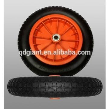 13x3 pu foam rubber wheel barrow wheels