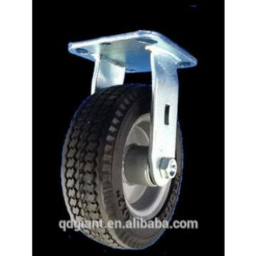 wheelchair pu solid tire 6x2