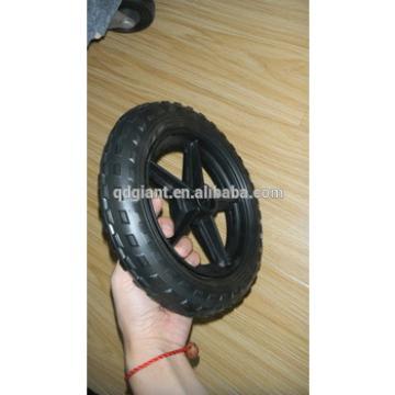 8 inch pu foam wheels 8x1.75 for wagons