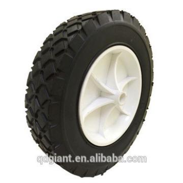 High quality 200x50 plastic wheels for folding wagon