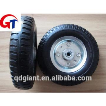 Best sell and low price 200mm pu foam wheel 2.50-4