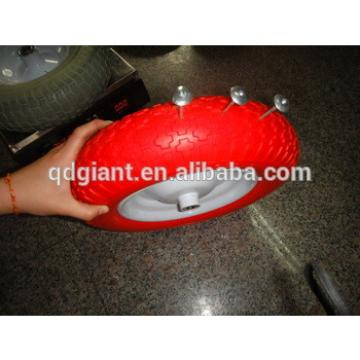 3.50-8 Flat Free Tires Suitable For Low Speed Applications