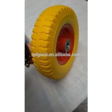 8*2.50-4 Complete Size Pu Foam Wheel