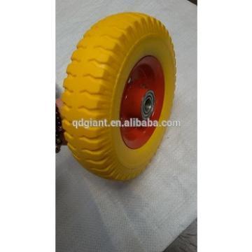 2.50-4 Pu Foam Wheels For Wheelbarrow