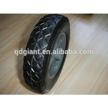 cart wheel solid rubber tires 8x1.75