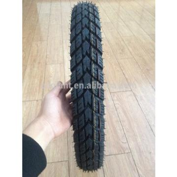 High quality popular motorcycle tyre 3.00-18 made in china