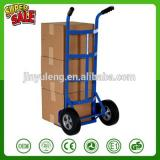 CHINA QingDao factory 500lbs capacity Warehouse supermarket handle hand truck hand trolley Godown storehouse cart handcarts