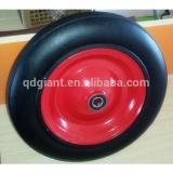 14inch wheelbarrow wheels cheap solid tyre with steel rim