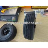 pu foam wheel 10x3.50-4