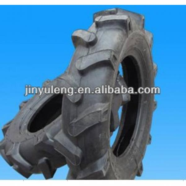 4.00-7 ,4.00-8,4.00-12 R-1 pattern ,Herringbone agriculture tyre for Tractors, micro tillage machine #1 image