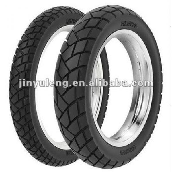 Street standard 80/90-21 motorcycle tire foe speed race #1 image