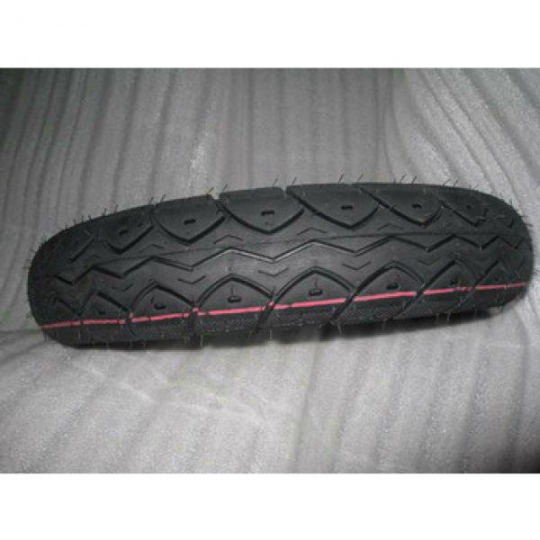 motorcycle tyre 3.50-10 tubeless tire #1 image