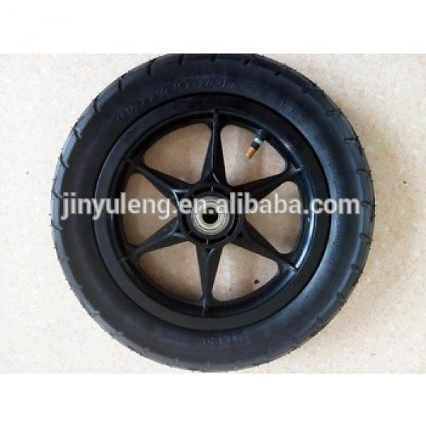"high quality 12"" KID bike wheel with ABS plastic rim #1 image"